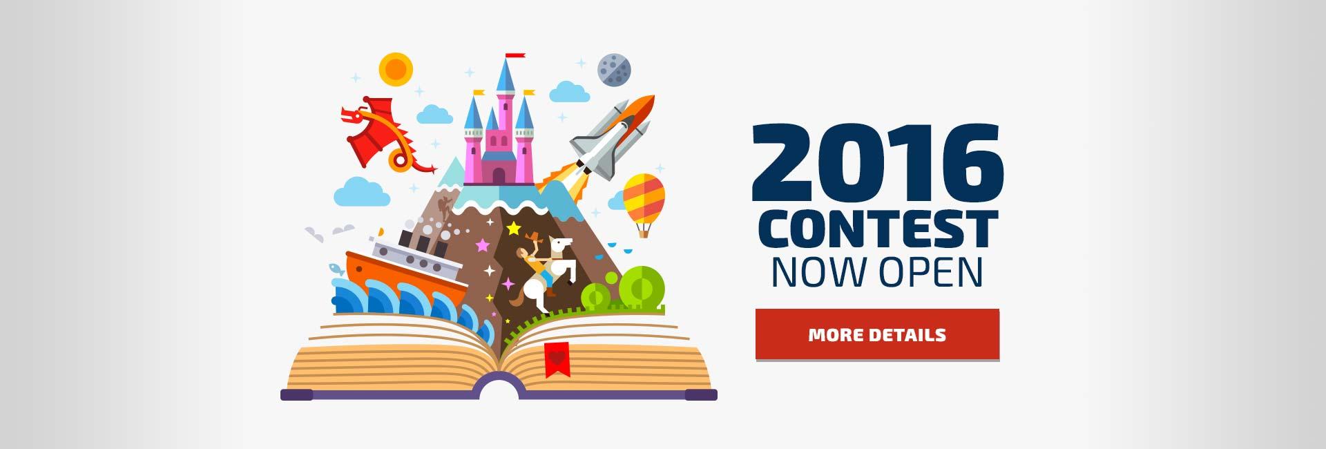2016 Contest Now Open